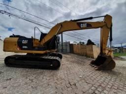 Escavadeira Hidráulica Caterpillar 320D2 2014