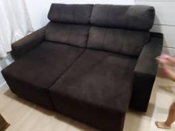 Vendo sofá 2mtrs retrátil e reclinável