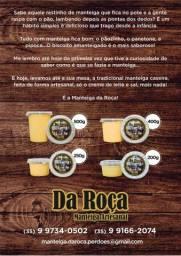Manteiga DA ROÇA
