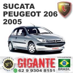 Sucata peugeot 206 4p 2005