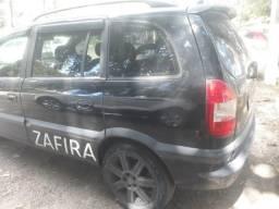 Zafira 7 lugares, em dia, estudo troca