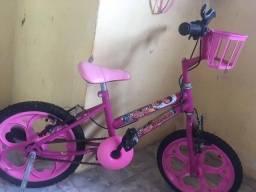 Bicicleta infantil (Menina)