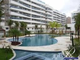 Recreio Onda Carioca, 3 suites, Apartamento de alto padrão em andar alto com vista para o