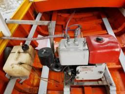 Barco motor diesel