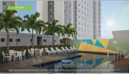 Título do anúncio: apartamento 2q com suíte setor eldorado res vida milao