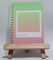 Sketchbook A5 Prism Folhas Lisas - 90g/m²