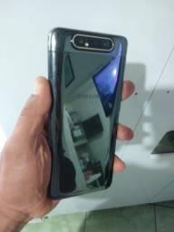 Título do anúncio: Samsung A80 novo na caixa