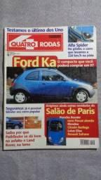 Quatro Rodas Novembro 1996