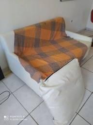 Sofá Cama , confortável e compacto. Pra vender logo!!!!!!