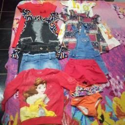 Lote de roupa 2-3 anos