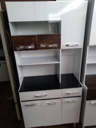 Armário de cozinha novo da fábrica apronta entrega