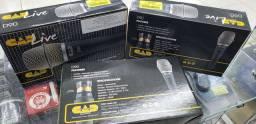 Microfone CAD modelo D90