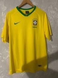 Camiseta Nike / Brasil 2018