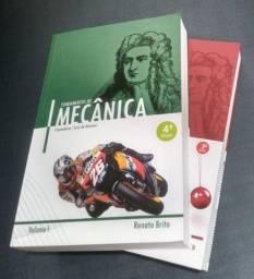 Fundamentos de Mecânica 1 e 2 Renato Brito