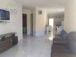 Apartamento com 2 dormitórios à venda, 97 m² por R$ 120.000 - Mirante Caravelas- Porto Seg