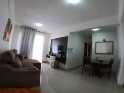 Apartamento com 3 dormitórios para alugar, 89 m² por R$ 1.580/mês - Jardim América - Goiân