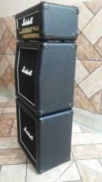 Marshall half stack mini