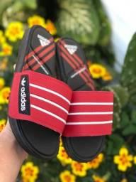 Sandália slide..