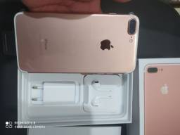 iPhone 7 plus 128gb impecável
