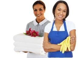 Serviços de empregos domésticos