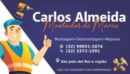 Carlos Almeida Montador de Móveis