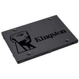 """Ssd Sata3 240 Gb Kingston Sa400S37/240G, Lê: 500 Mb/S, Grava: 350 Mb/S, 2.5"""", 7 Mm"""