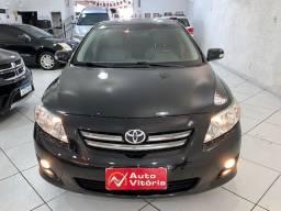 Toyota / corolla Xei 1.8 - B. Couro + C. Mídia
