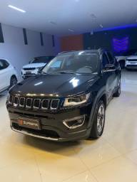 JEEP COMPASS LIMITED 2.0 AUTOMÁTICO FLEX 2018