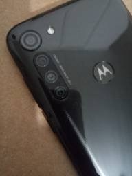 Moto G8 Power 64Gb aceito troca por cel menor valor ou cadeira gamer