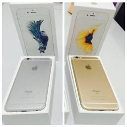 [July 26-final] - Iphone 6 - Silver & Gold - Ambos seminovos - Acompanha Garantia/NF