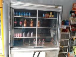 Refrigerador auto serviço barbada