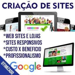 Criação de Web Sites e Serviços Digitais