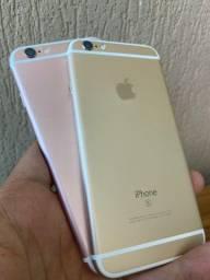 IPhone 6S 128GB Rose, Vitrine, Estado de Zero, Sem detalhes/Oferta do dia - Boy do iPhone