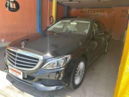 Mercedes exclusive c 180