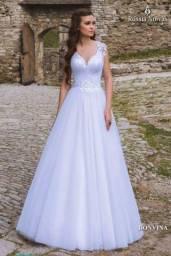 Vestido de Noiva Branco Tradicional