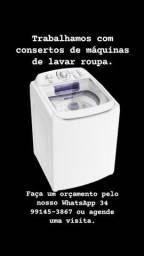 Tudo sobre máquina de lavar