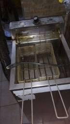 Fritadeira Elétrica Água e Óleo 18 L FAOI 18 5000 W Ital Inox - 220V