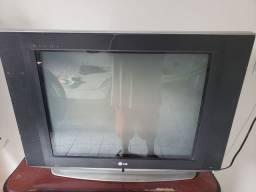 Tv LX XD ultra slin das antigas