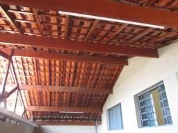 Casa para Venda em Limeira, Vila Claudia, 4 dormitórios, 1 suíte, 2 banheiros, 3 vagas