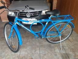 Bicicleta Monark barra circular Nova