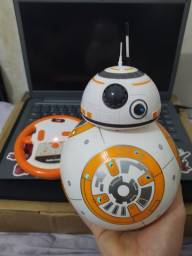 Robô droid BB8 20cm star wars