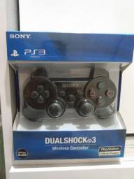 Controle PS3 120.00