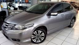Honda City lx automático 2014 com apenas 67.000km!! R$54.990,00