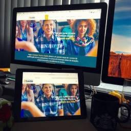 Criação de Sites Institucionais e Lojas Virtuais