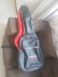 Vendo capa de violão