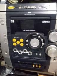 Aparelho de som Gamer USB com controle
