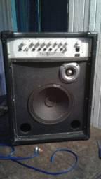 Vendo caixa amplificada 1000vts