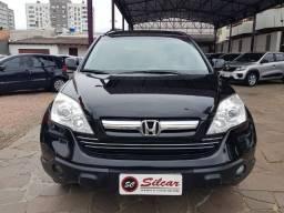 Honda Crv LX 2009 Impecável! Todas revisões na concessionária! Nova !
