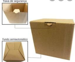 Caixas de papelão para e-commerce