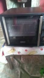 Vendo forno elétrico nunca usado em perfeito estado